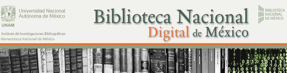 Biblioteca Nacional Digital de México