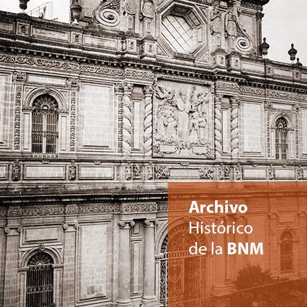 Archivo Biblioteca Nacional